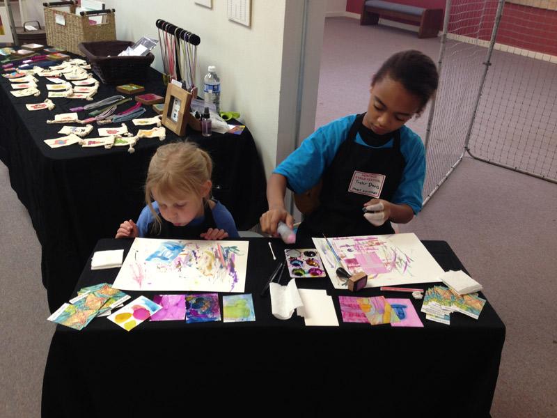 Dannaj Art at Henderson, TX, Annual Syrup Festival 11/8/14